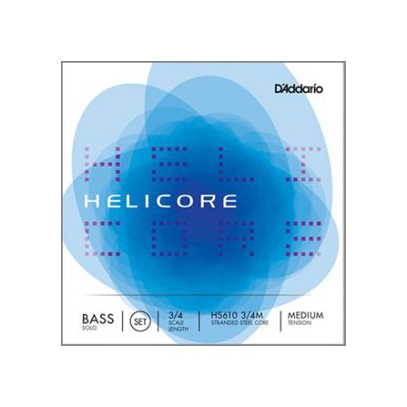 D'ADDARIO Helicore Solo HS611 Basssaite A