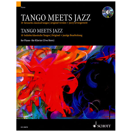 Tango Meets Jazz (+CD)