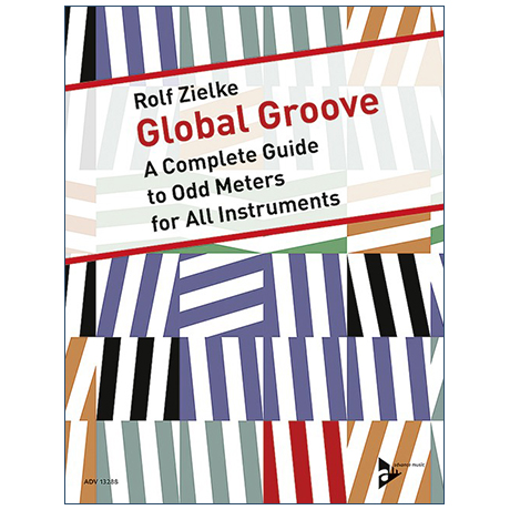 Zielke, R.: Global Groove (+MP3-CD)