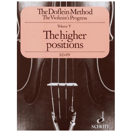 The Doflein Method - Volume 5