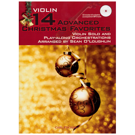 14 Advanced Christmas Favourites (+ MP3-CD)