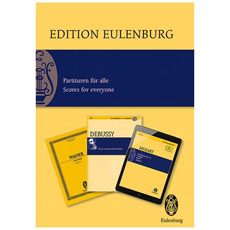 Dittersdorf, K. D. v.: Streichquartett Nr. 2 B-Dur