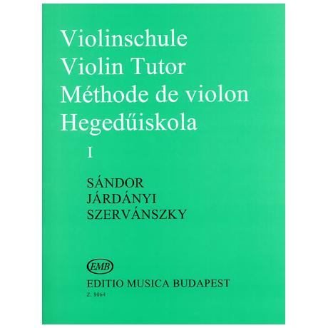 Sandor, G.: Violinschule Band 1