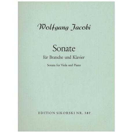 Jacobi, W.: Violasonate