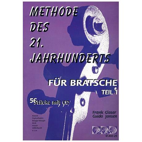 Glaser, F. / Jansen, G.: Methode des 21. Jahrhunderts Band 1 (+CD)