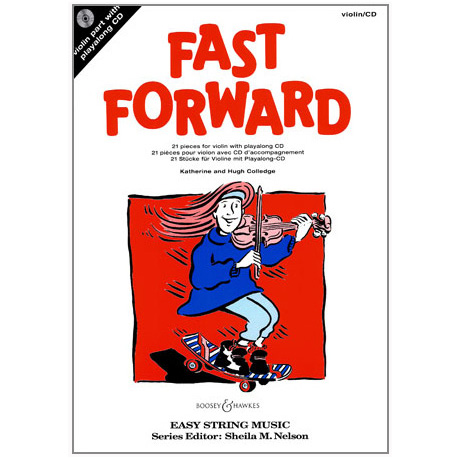 Colledge, K. & H.: Fast Forward (+ CD)
