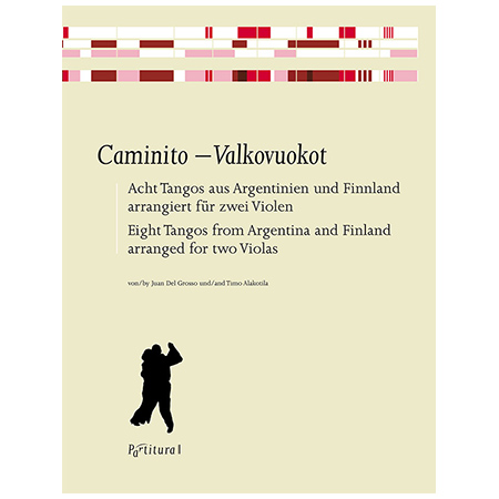 Caminito – Valkovuokot – 8 Tangos aus Argentinien und Finnland
