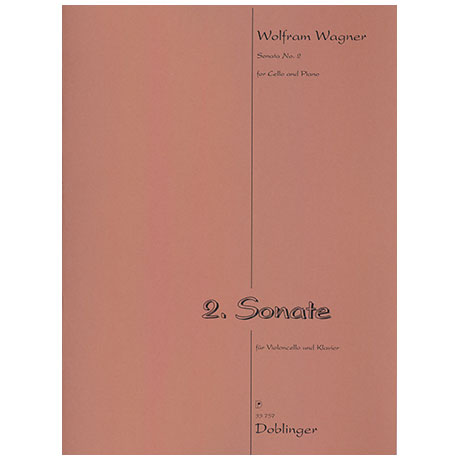 Wagner, W.: 2. Sonate