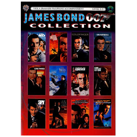 James Bond 007 (+CD)