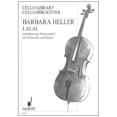 Heller, B.: Lalai - Schlaflied zum Wachwerden?