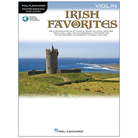 Irish Favourites (+Online Audio)
