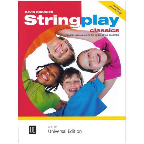 Brooker, D.: Stringplay Classics