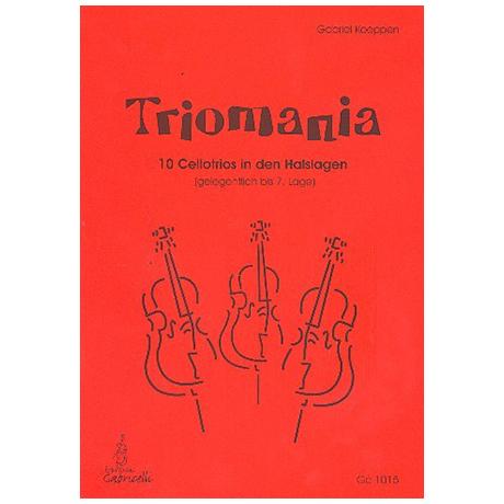 Koeppen, G.: Triomania