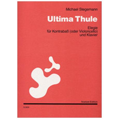 Stegemann, M.: Ultima Thule: Elegie