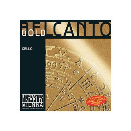 THOMASTIK Belcanto Gold Cellosaite A 4/4 | mittel