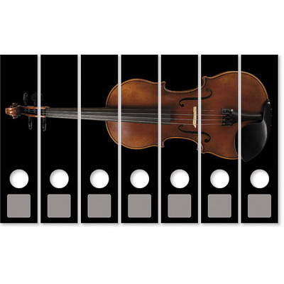 Ordnerrücken Violina