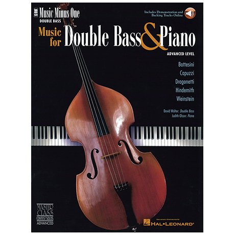 Music for Double Bass (+ online Audio)