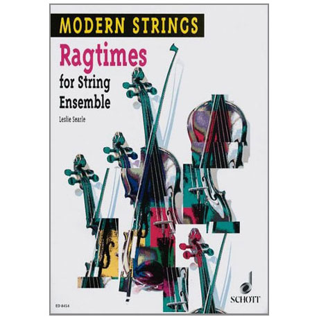 Modern Strings - Ragtimes