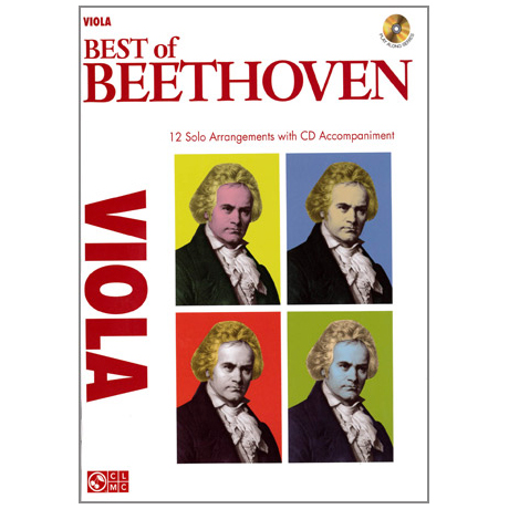 Beethoven, L.van: Best of Beethoven (+CD)