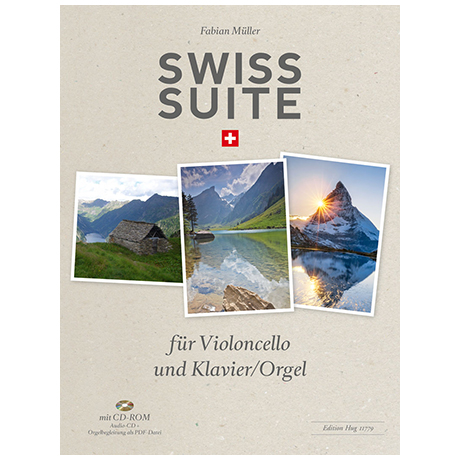 Müller, F.: Swiss Suite (+ Audio-CD / CD-Rom)