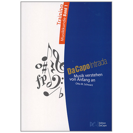 Da Capo Intrada – Training Musikkunde Band 1