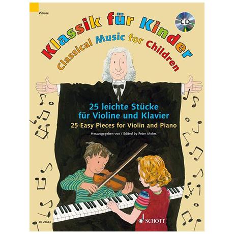 Klassik für Kinder (+CD)