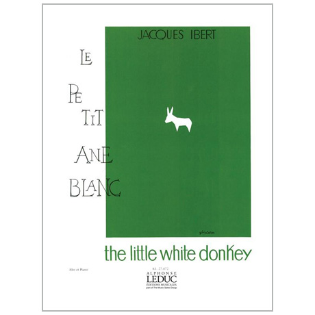 Ibert, J.: Histoires No. 2 »Le petit Âne blanc«