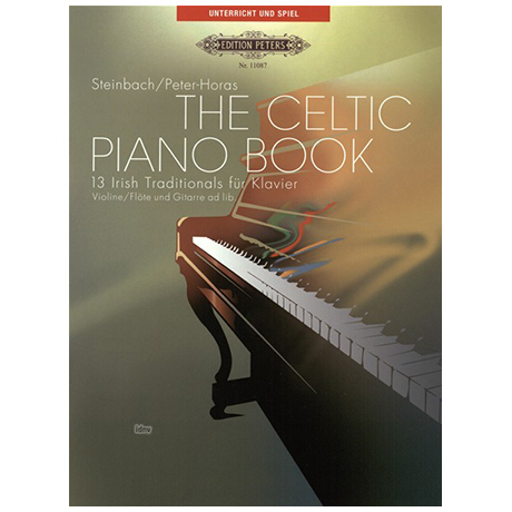 The Celtic Piano Book