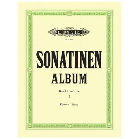 Sonatinen-Album (Köhler/Ruthardt) Band I
