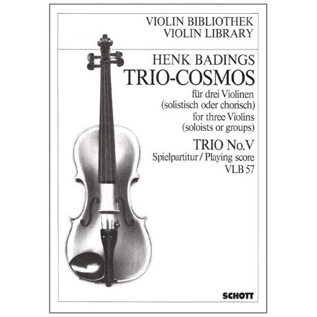 Badings, H. H.: Trio-Cosmos Nr. 5