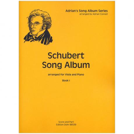 Schubert, F.: Schubert Song Album I