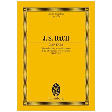 Bach, J. S.: Kantate BWV 182 »Dominica Palmarum«