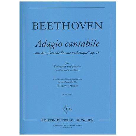 Beethoven, L. v.: Adagio Cantabile