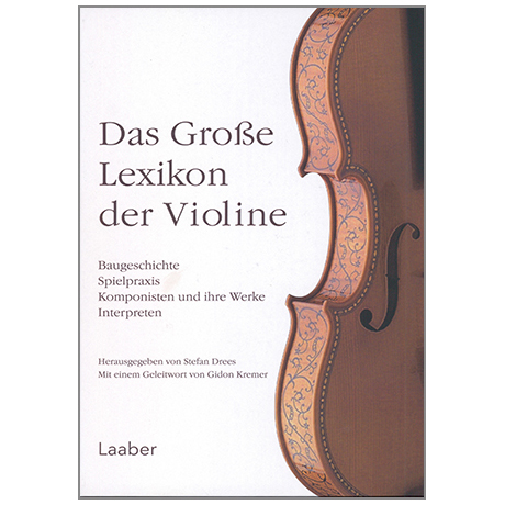 Drees, S.: Das große Lexikon der Violine