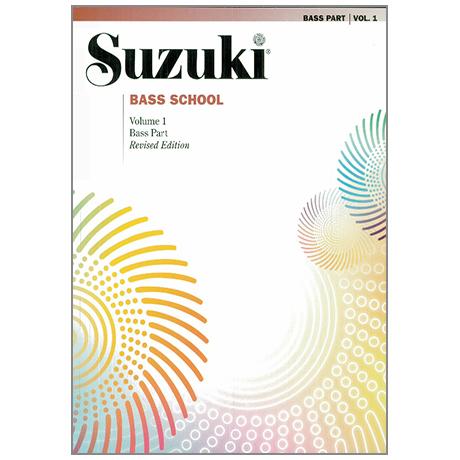 Suzuki Bass School Vol.1