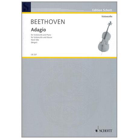 Beethoven, L. v.: Adagio WoO 43b