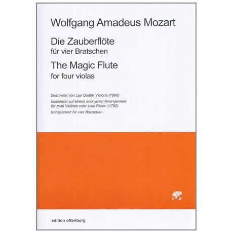 Mozart, W.A.: Die Zauberflöte