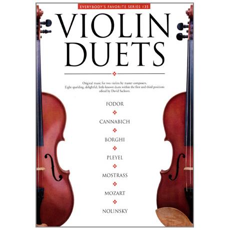 Violin Duets