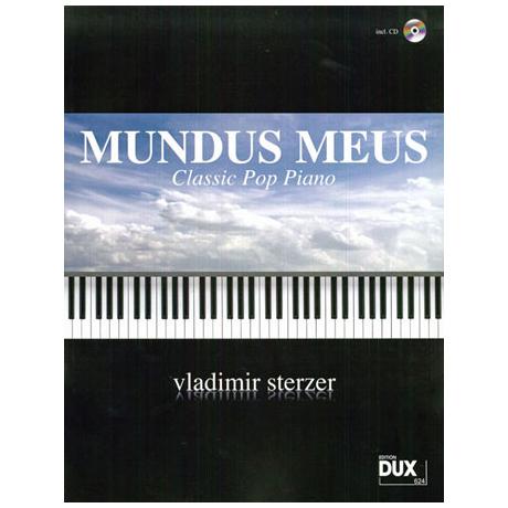 Sterzer, V.: Mundus Meus (+CD)