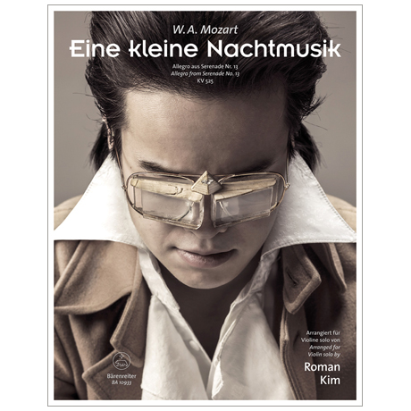 Mozart, W. A./Kim, R.: Eine kleine Nachtmusik – Allegro KV 525