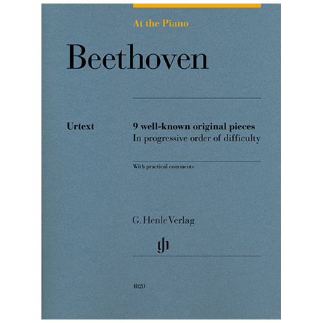 Beethoven, L. v.: At The Piano