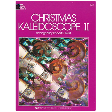 Christmas Kaleidoscope Band 2 – Violine