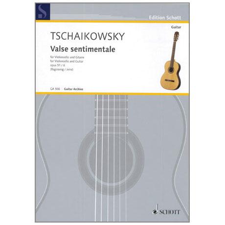 Tschaikowski, P. I.: Valse sentimentale Op. 51/6
