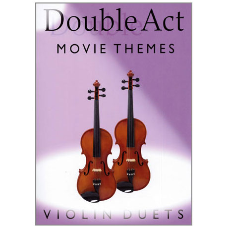 Double Act: Movie Themes - Violin Duets