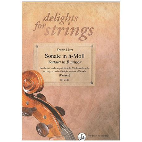 Liszt, F.: Sonate in h-Moll