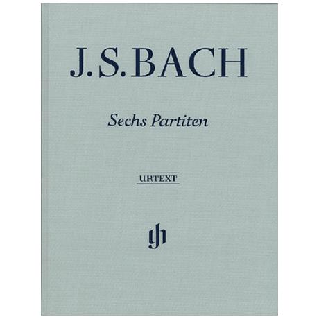 Bach, J.S.: Sechs Partiten BWV 825-830