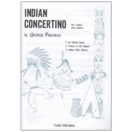 Perlman, G.: Indian Concertino