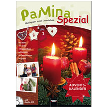 PaMina Spezial – Adventskalender (+CD)