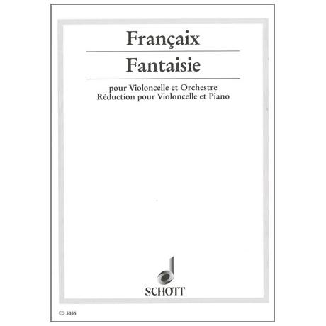 Françaix, J.: Fantaisie