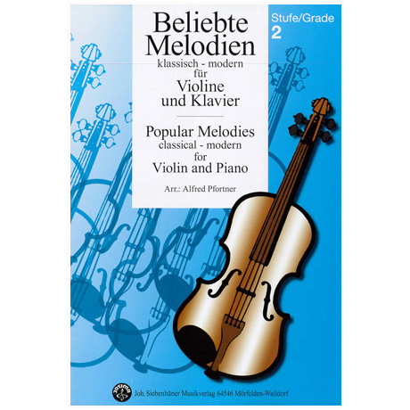 Beliebte Melodien – klassisch modern – Band 3